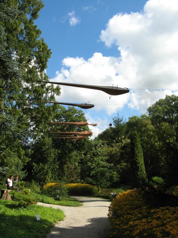 wind violins amstelpark