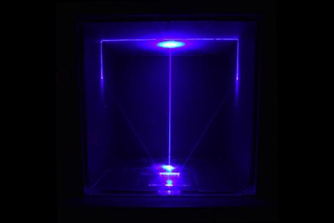 Photonic Wind van Evelina Domnitch and Dmitry Gelfand 480x320