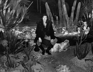Bezoek van Ramses Shaffy aan de Floriade 1972, Noord-Hollands Archief