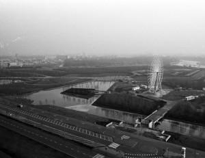Floriadeterrein in aanbouw, 1972, Noord-Hollands Archief