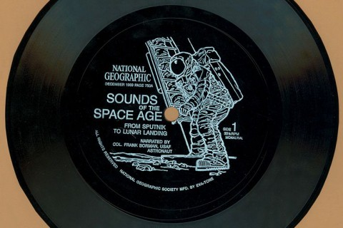 Sounds of the space age