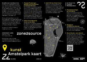 Ervaar deze 5 corona-proof kunstwerken in het Amstelpark
